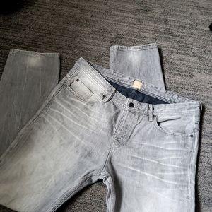 Grey Hugo Boss jeans, US waist 36